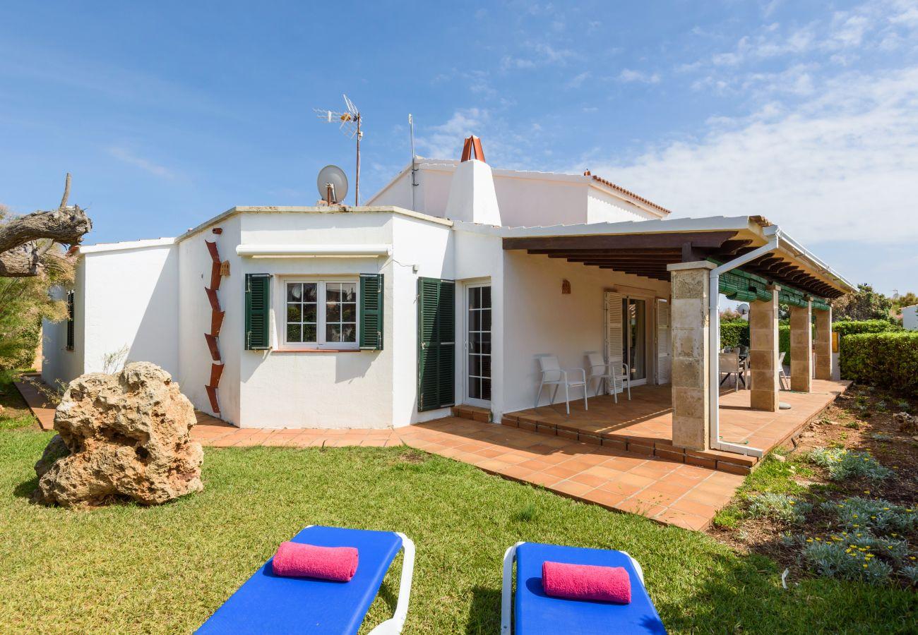 Villa en Cap d´Artruix - Menorca BELLVIURE