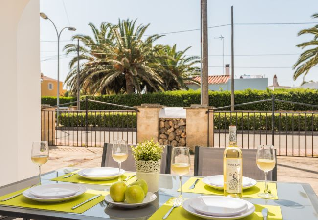 Apartamento en Cala Blanca - Menorca Palmera 6