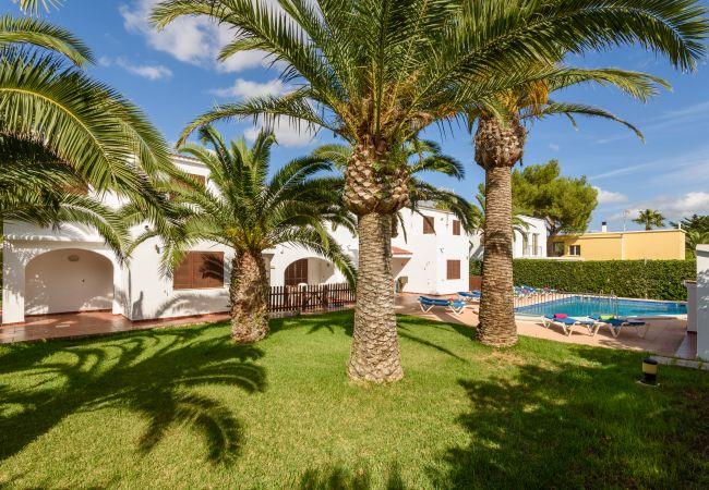 Apartamento en Cala Blanca - Menorca Palmera 5
