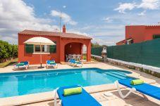 Villa en Cap d´Artruix - Menorca Mar 1