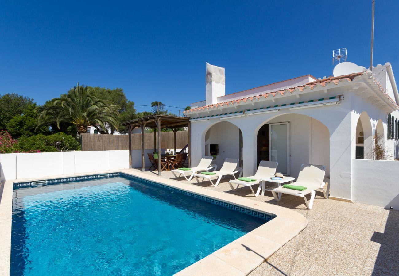Villa en Calan Porter - Menorca SERENA CP