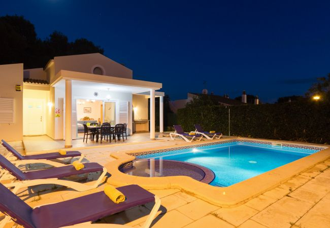 Villa en Cala Blanca - Menorca ROSER