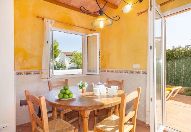 Villa en Cala Blanca - Menorca Villa Janer Anglada
