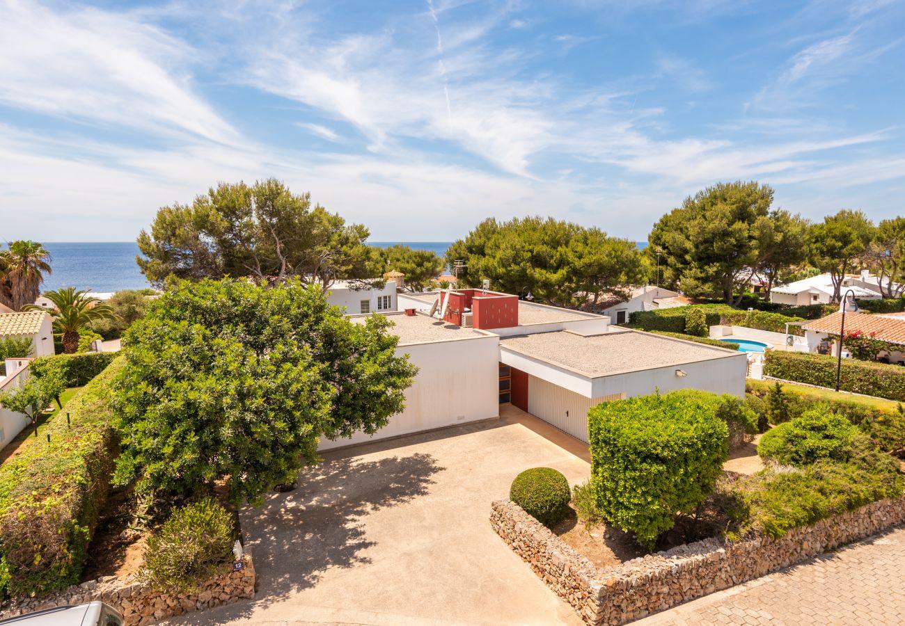 Chalet en Binibequer - Menorca BINIZAHIRA