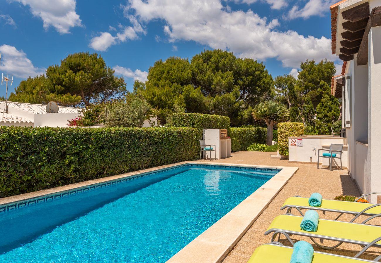 Villa en Binisafuller - Menorca BINILLOR