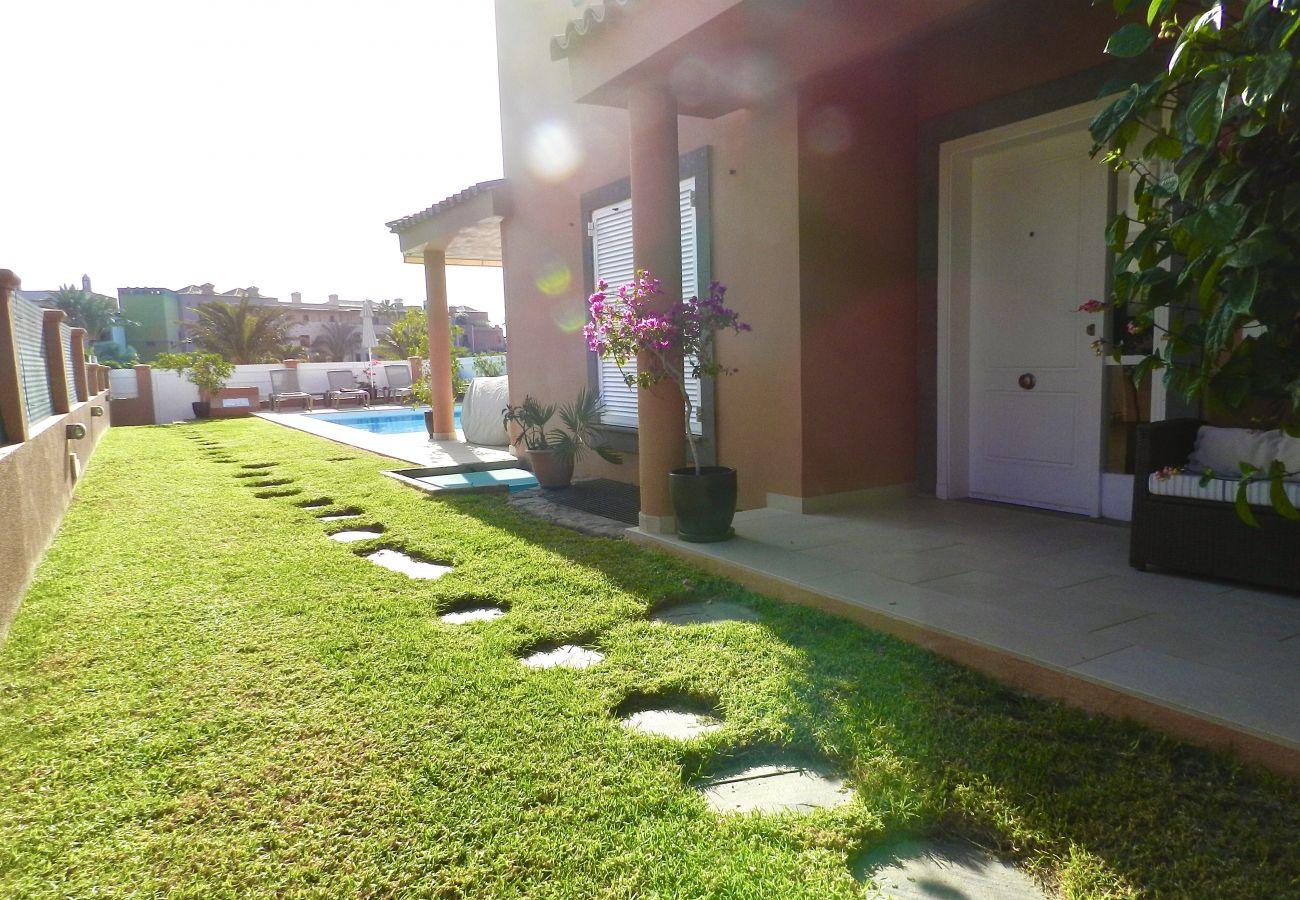 Chalet en Maspalomas - Villa Meloneras - Maspalomas