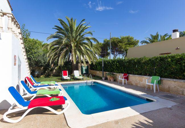 Villa en Cala Blanca - Menorca SA PEDRA
