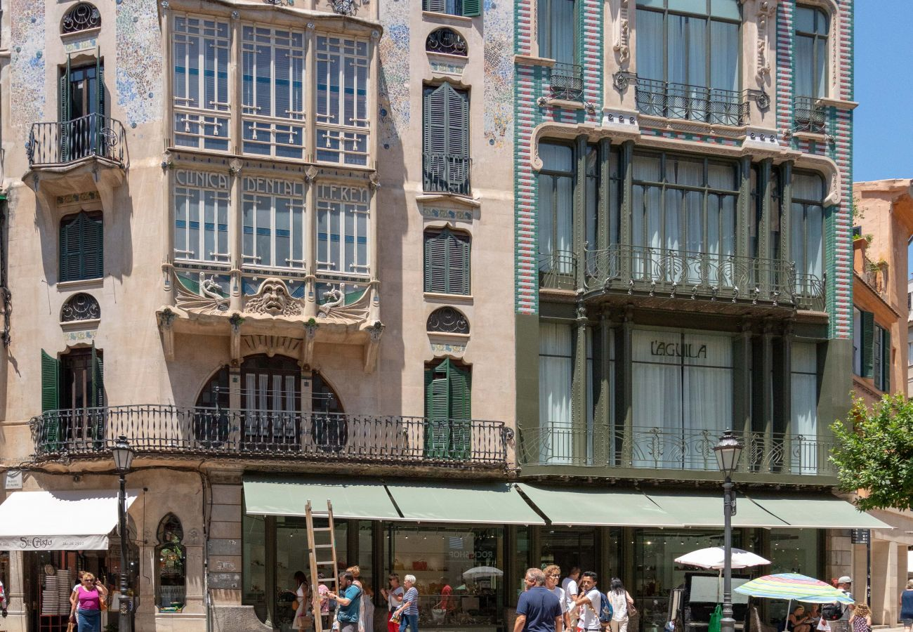 Apartamento en Palma de Mallorca - L´Aguila Suites Gaudí