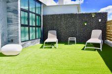 Apartamento en Las Palmas de Gran Canaria - Stunning city center penthouse with terrace
