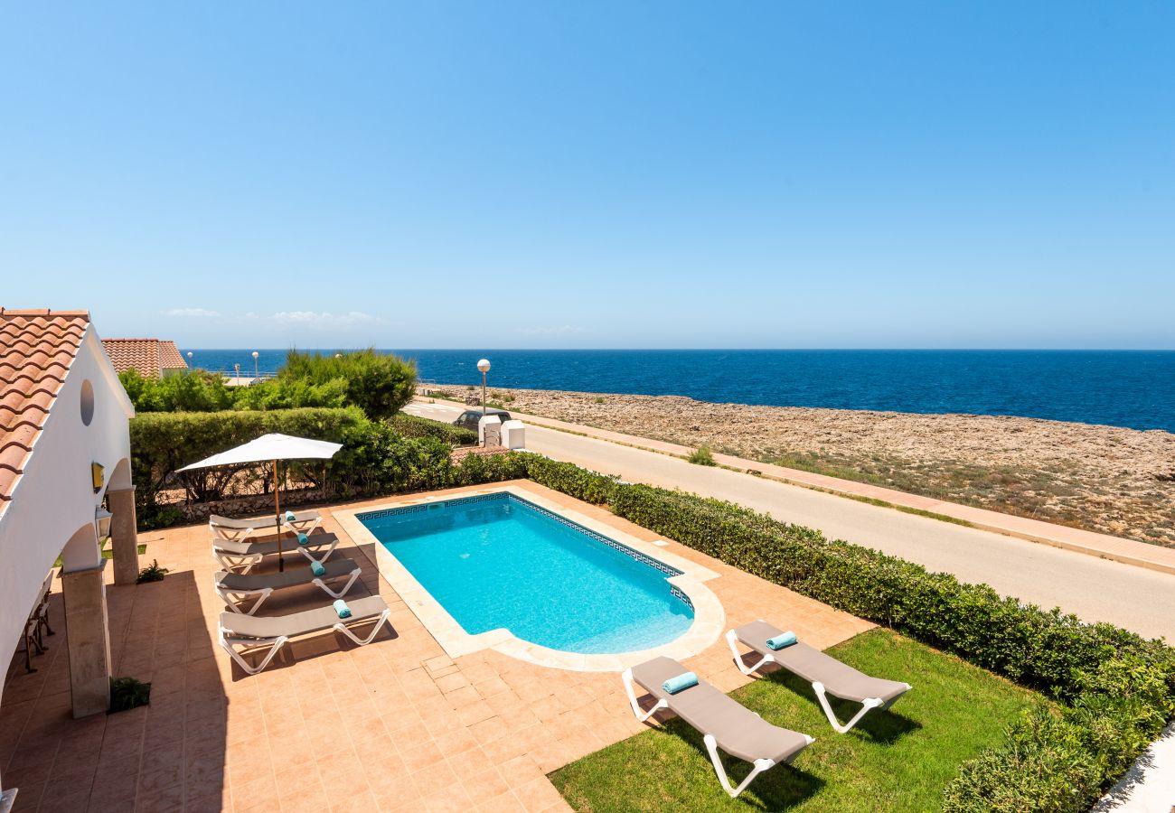 Villa en Cap d´Artruix - Menorca Sirio