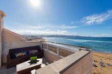 Casa en Las Palmas de Gran Canaria - Awesome 3 bedrooms front line terrace by canariasg