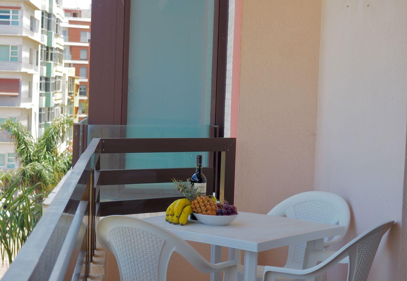 Apartamento en Las Palmas de Gran Canaria - Huge Balcony over Las Canteras By CanariasGetaway