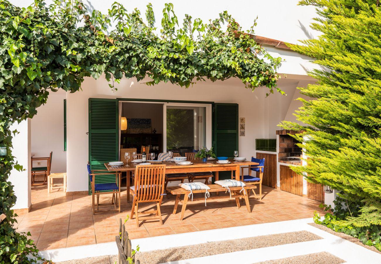 Villa en Arenal d'en Castell - Menorca Sa Calma