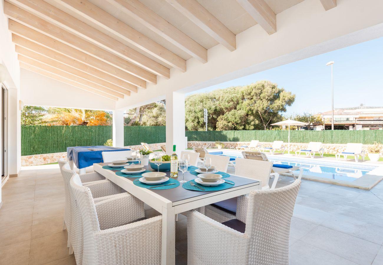 Villa en Cala´n Bosch - Menorca Anaïs
