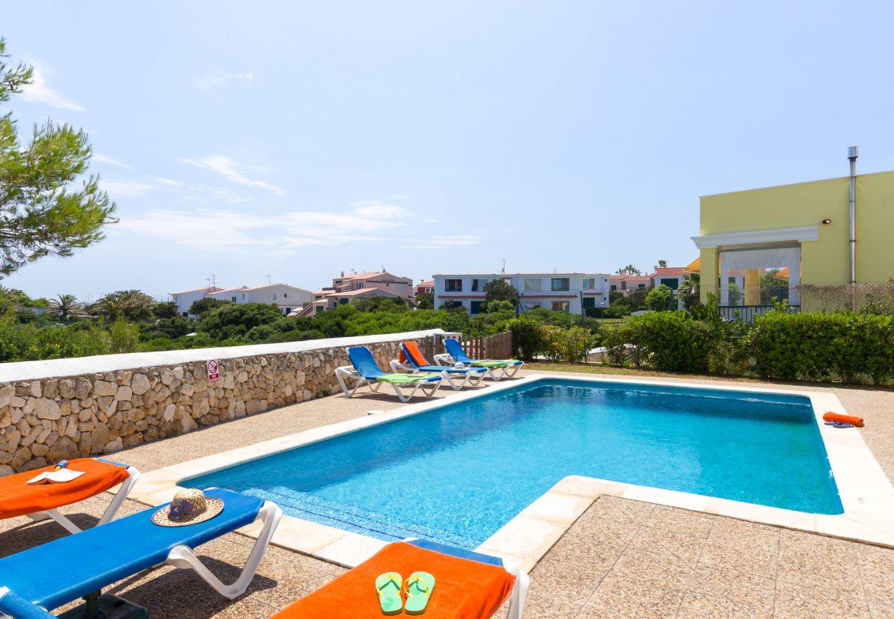 Villa en Cala´n Blanes - Menorca NATASHA FORCAT