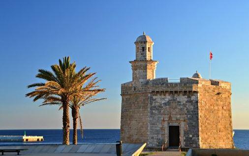 Castillo de San Nicolás