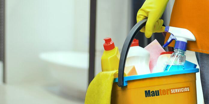 Servicio de limpieza en Menorca