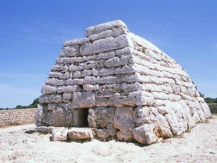 Naveta de Tudons, un lugar histórico de Menorca